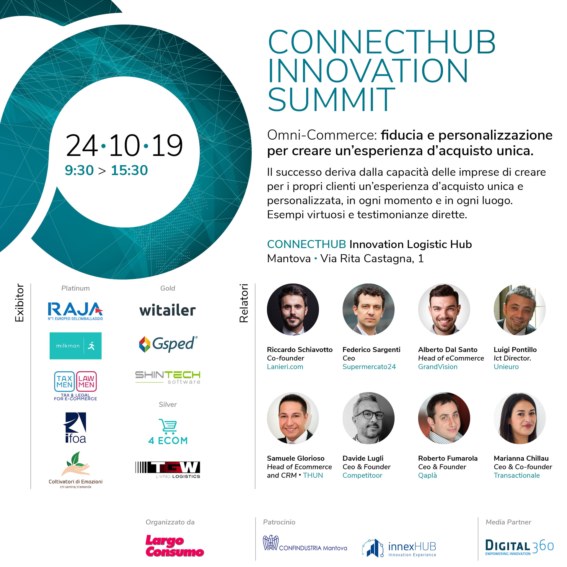 Connecthub Innovation Summit 2019