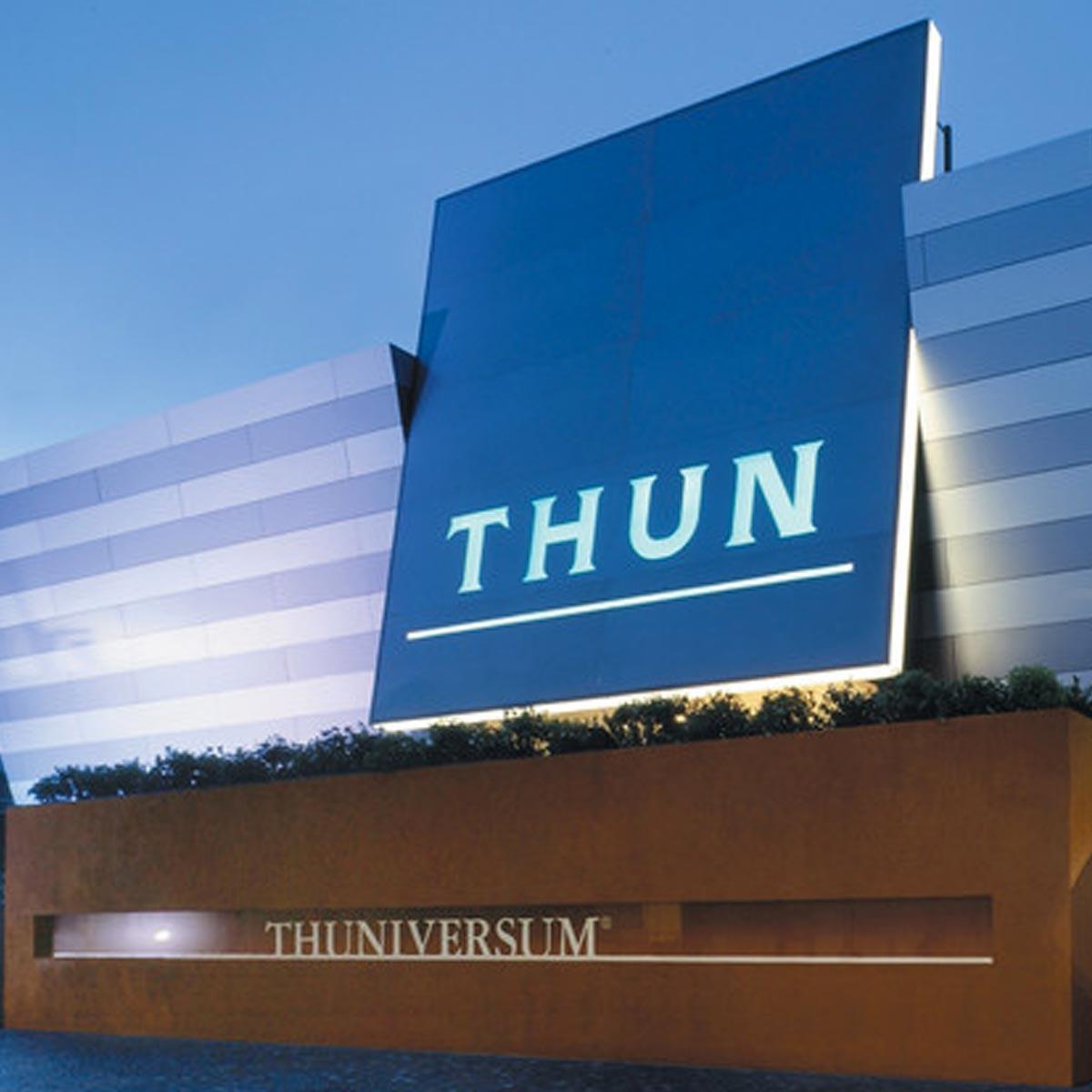 Thun costituisce il gruppo strategico e si apre a M&A.